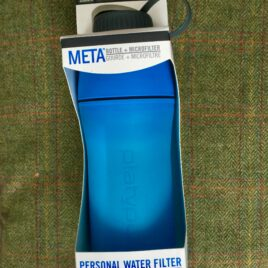 PLATYPUS META bottle and Microfilter 1 litre. ASSORTED COLOURS. [Sold Out!]